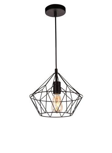 Lampa Bell I Lampa Wiszaca Mala Czarna Lampy Maxlight Sklep