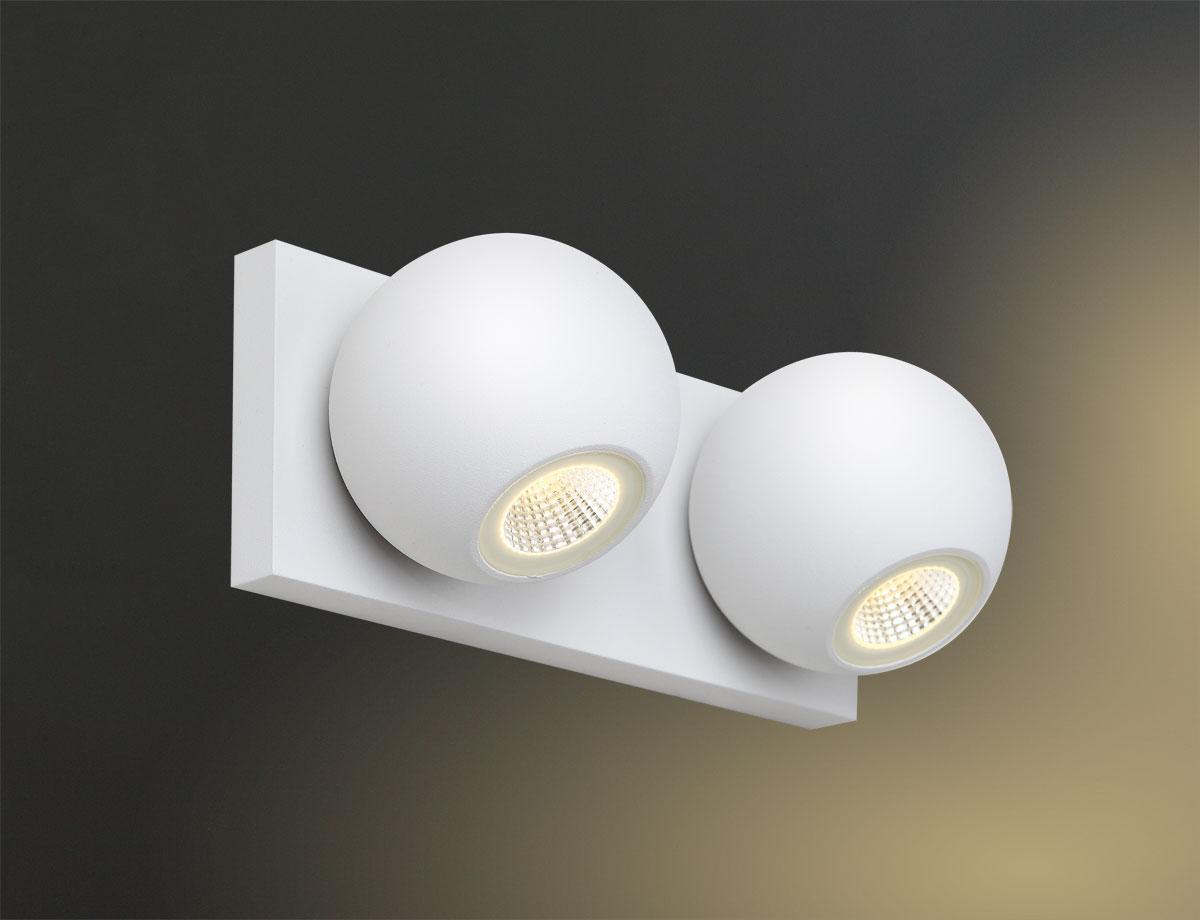 Koupelnové svítidlo Maxlight Goal II, W0125
