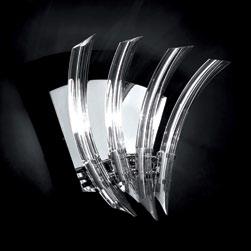 Nástěnné svítidlo Maxlight Emma, 3829/3W