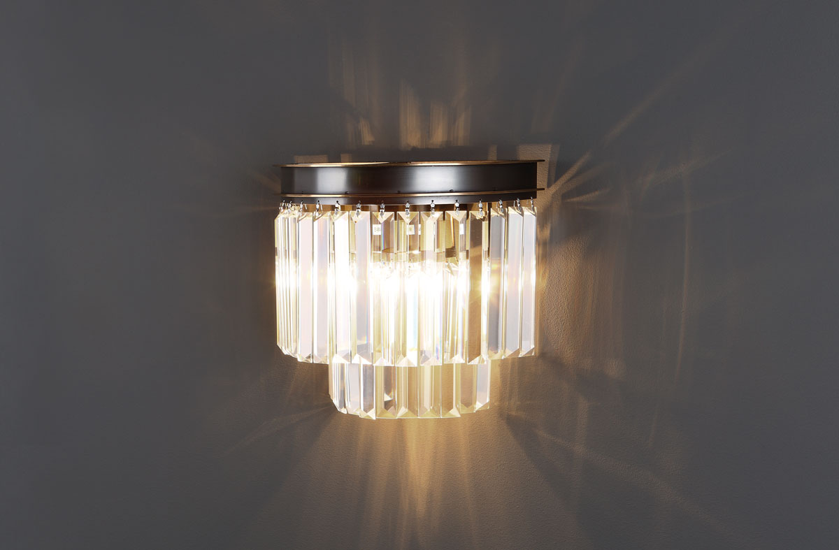 Nástěnné svítidlo Maxlight SAN FRANCISCO, W0152