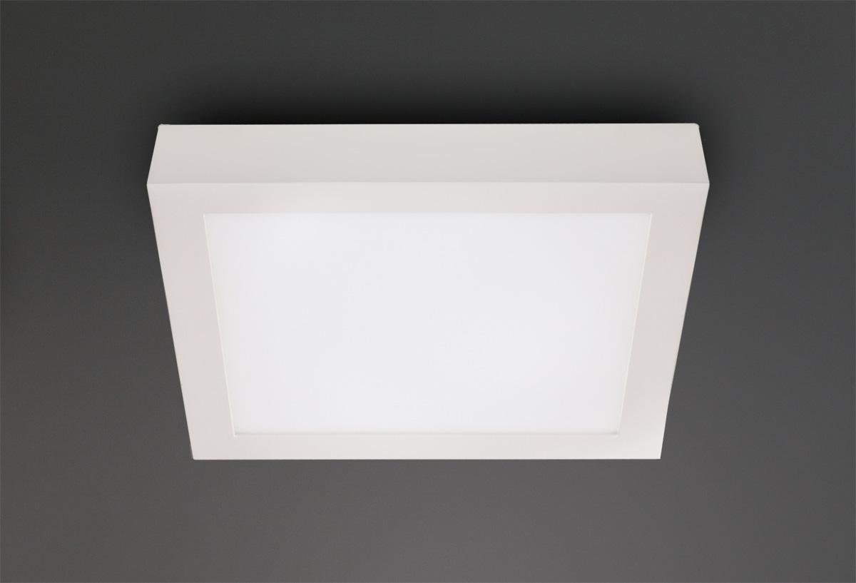 Stropní svítidlo Maxlight Panelled malé, C0057