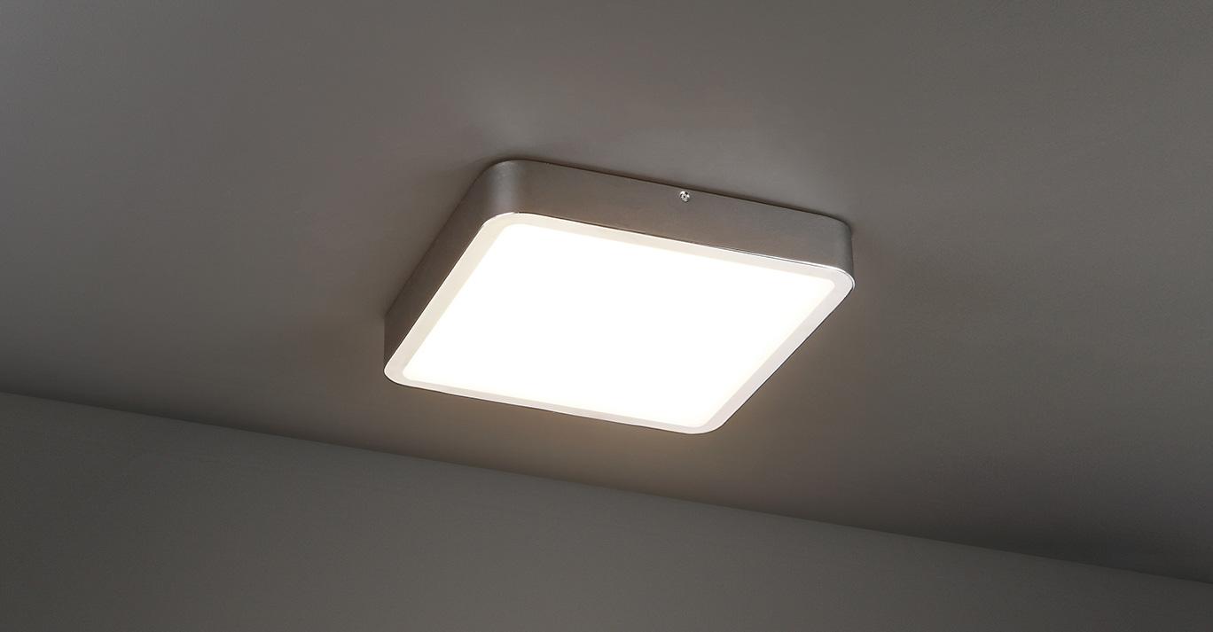 Stropní koupelnové svítidlo Maxlight Milan IP44, C0112