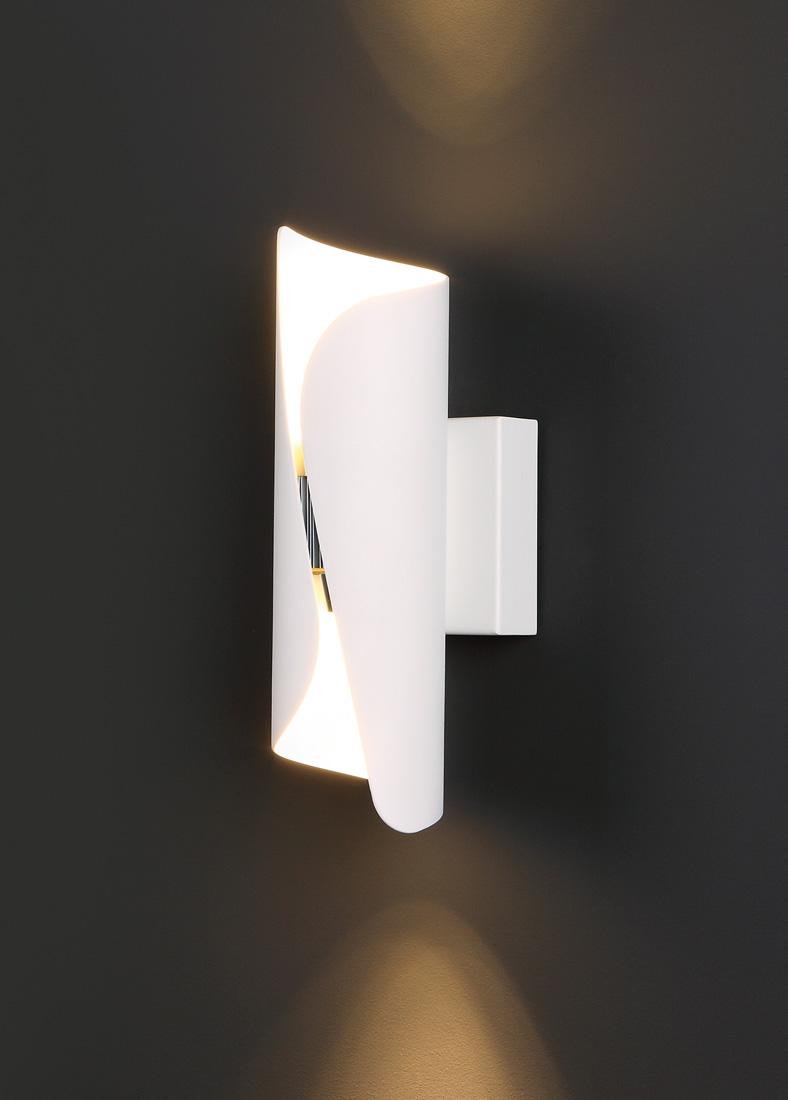 Nástěnné svítidlo Maxlight Wave LED, W0115