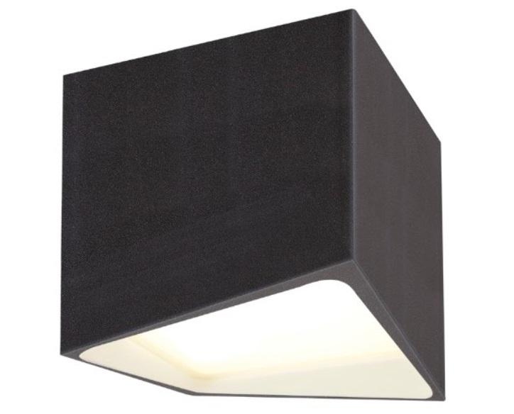 Stropní koupelnové svítidlo Maxlight Etna černá, C0144