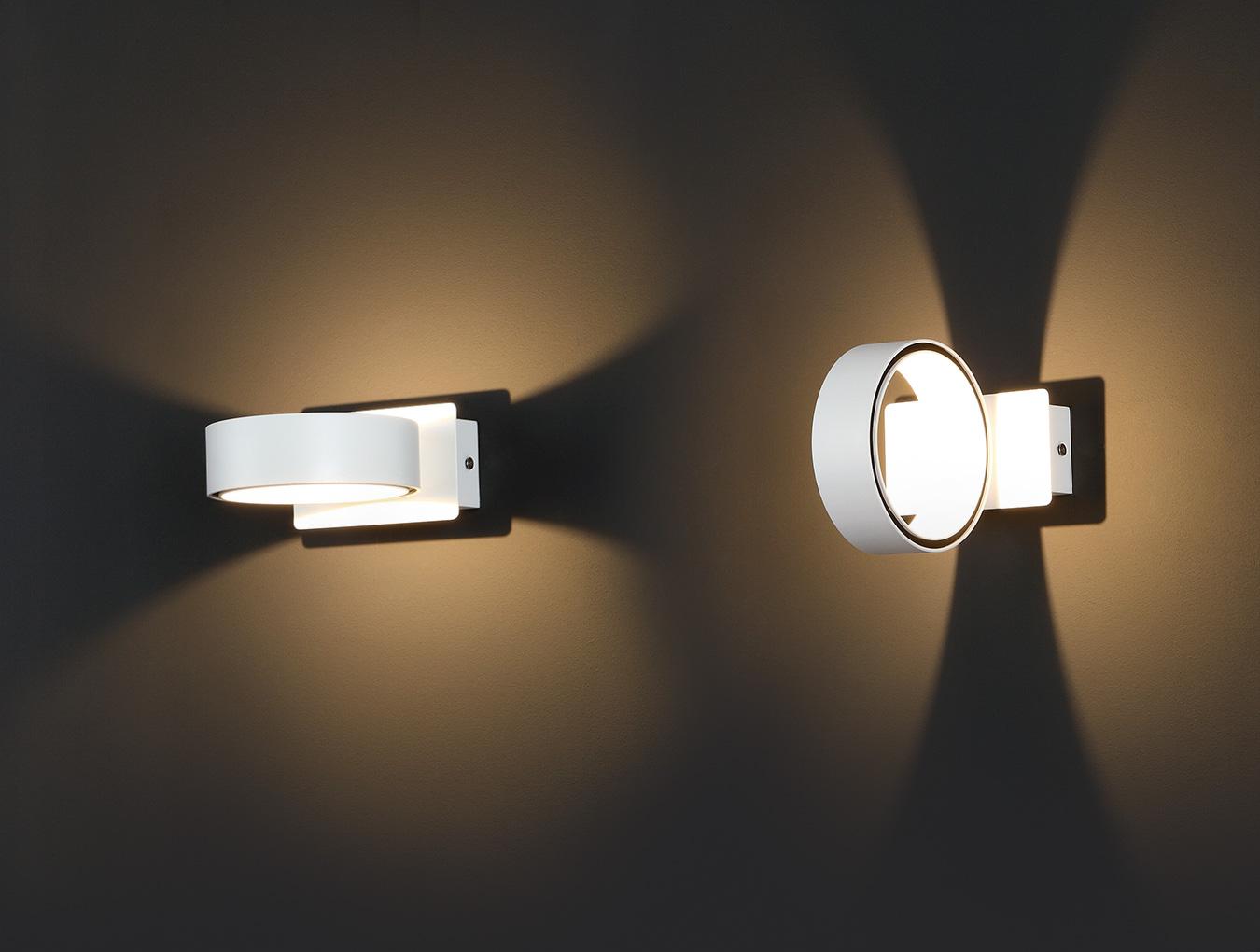 Nástěnné svítidlo Maxlight Tokyo I, bílé, W0166