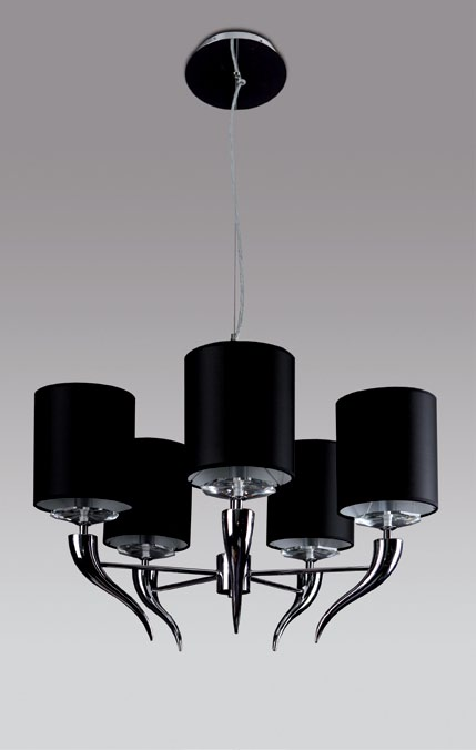 Závěsné svítidlo Maxlight Lanta, malé, P0030