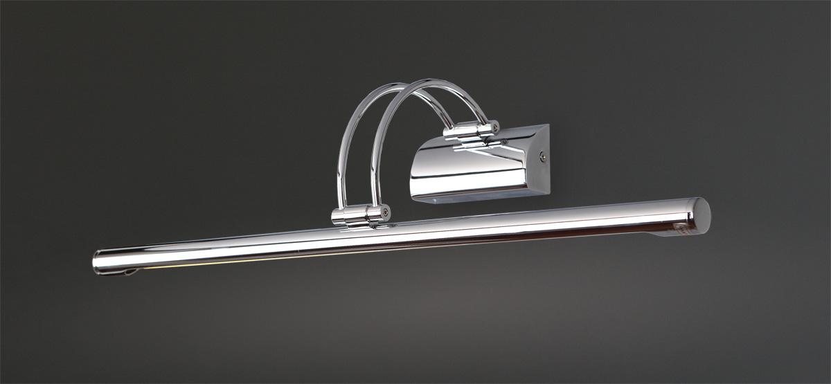 Nástěnné svítidlo Maxlight Roletto, chrom, W0099