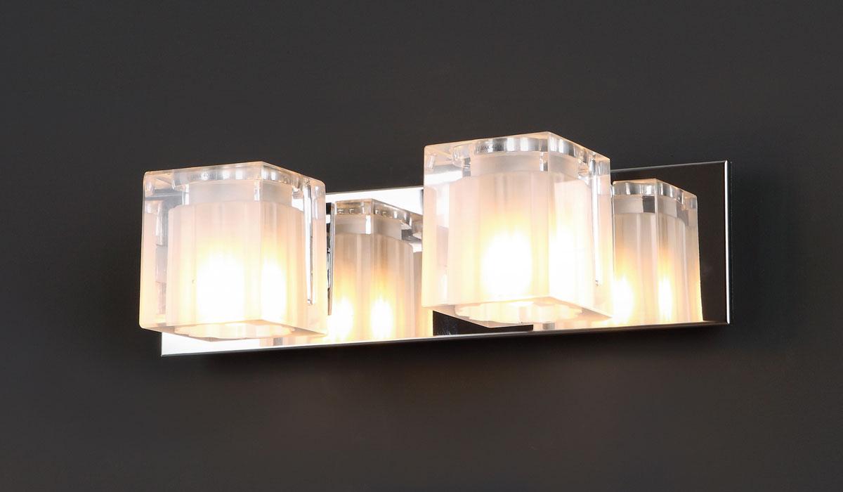 Nástěnné svítidlo Maxlight Toronto 2, 143 22 12 01