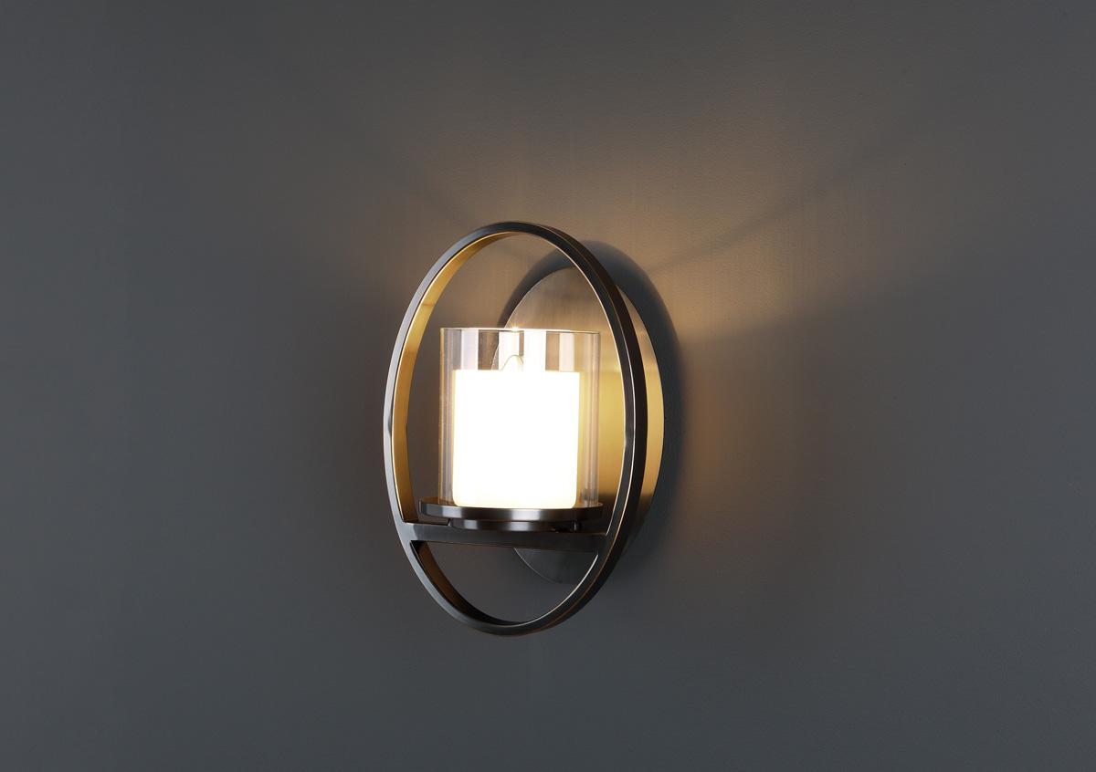Stylové nástěnné svítidlo Maxlight RICHMOND, W0151