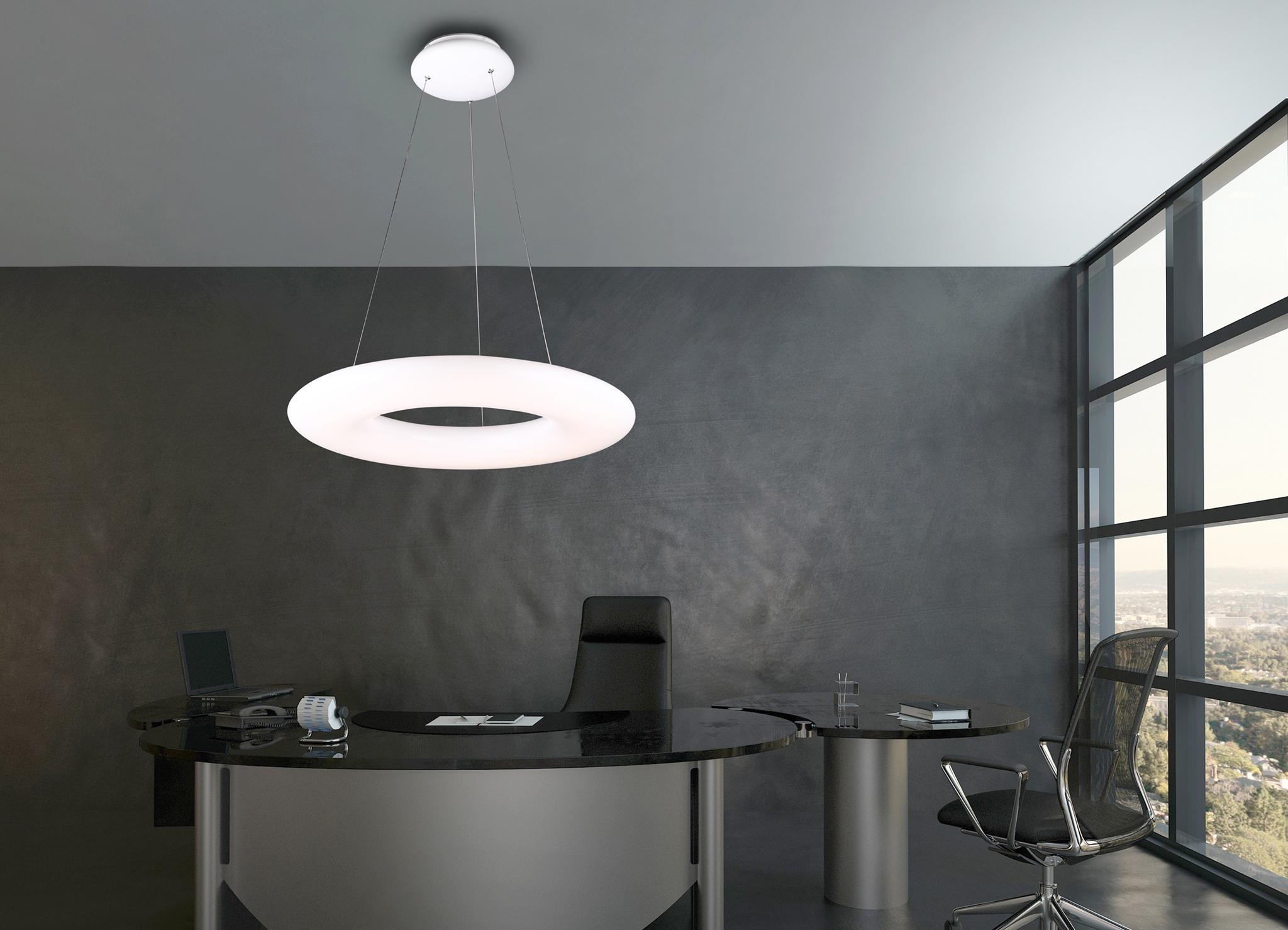 Závěsné svítidlo Maxlight Centro malé, P0215